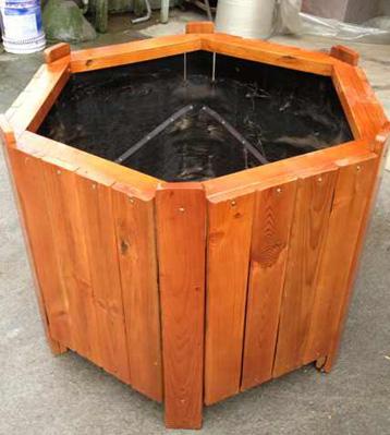 x36户外木质花箱