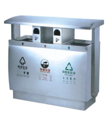 分类不锈钢垃圾桶-欣方圳不锈钢垃圾桶厂家批发