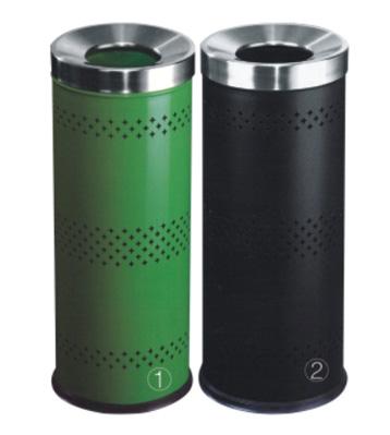 e34圆形垃圾桶