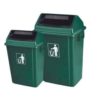 摇盖垃圾桶-欣方圳摇盖垃圾桶厂家