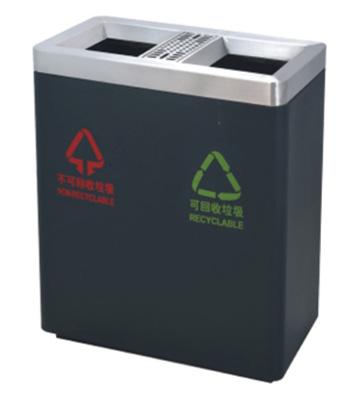 jp16商场分类垃圾桶