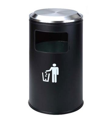 使用范围:钢板垃圾桶广泛应用于工业园