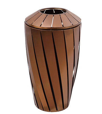产品材质:创意垃圾桶