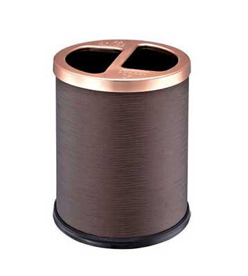 使用范围:圆形垃圾桶广泛应用于酒店