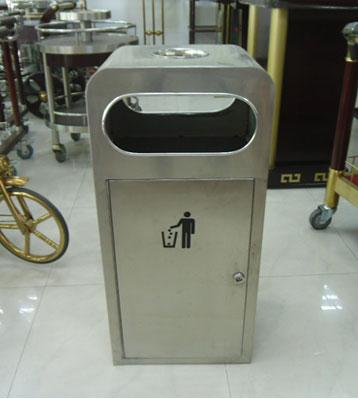 英式果皮箱-欣方圳英式果皮箱垃圾桶厂家