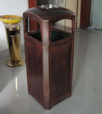 产品名称:玻璃钢垃圾桶