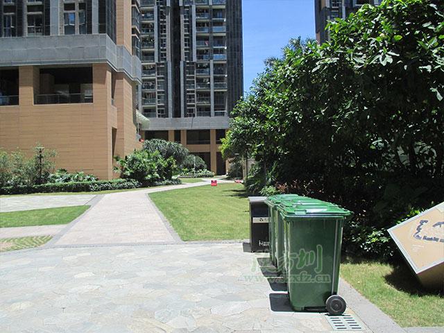 欣方圳塑料垃圾桶 建设咸宁环保小区