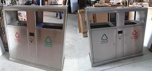 惠州大亚湾区的不锈钢垃圾桶厂家哪里找