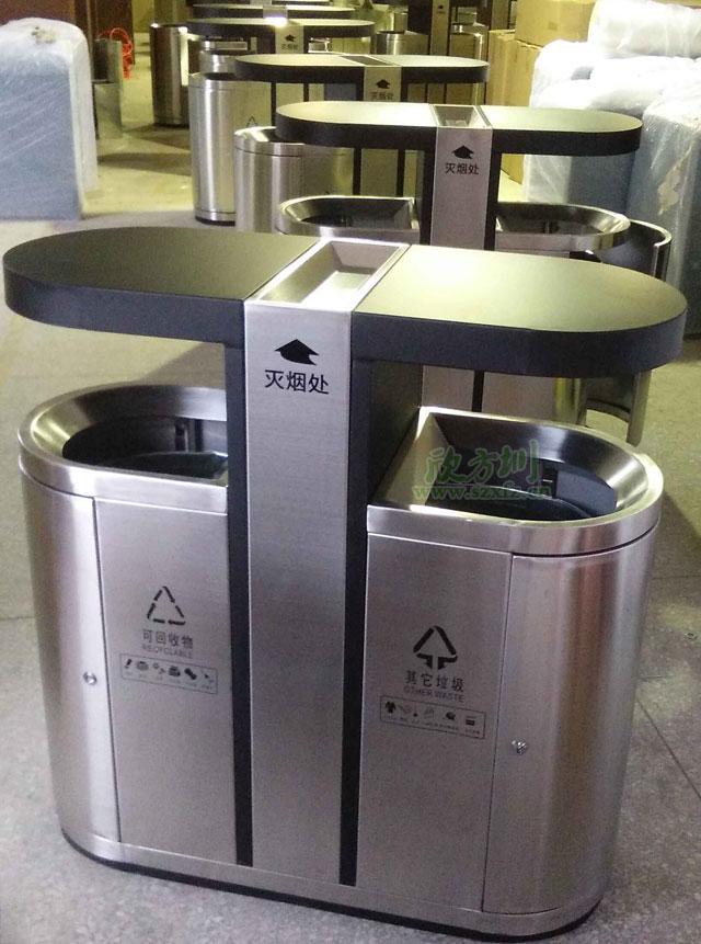 分类垃圾桶厂家带你了解上海试点城市现状