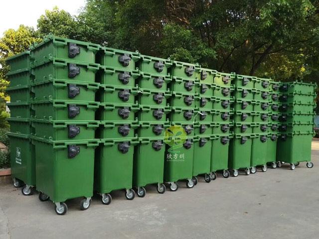 660L塑liao垃圾桶批量出huo及工厂wwwBet365图
