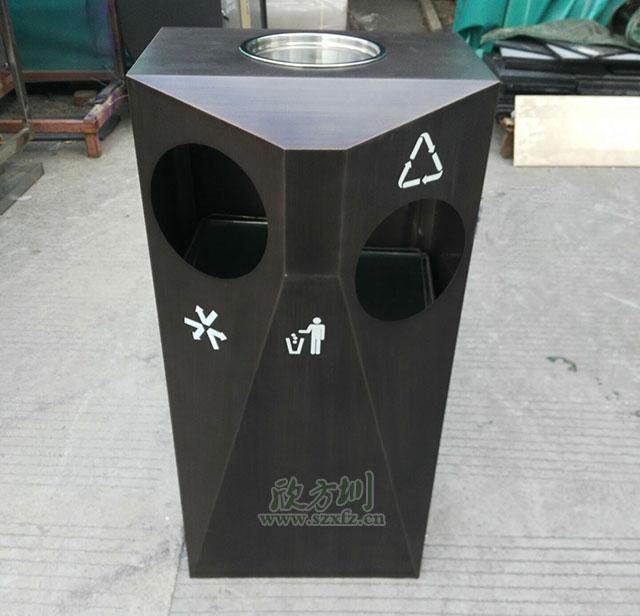 钢制垃圾桶钣金加工与激光加工工艺的关系