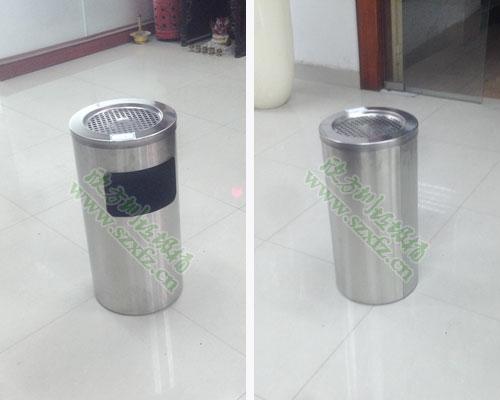 圆形不锈钢垃圾桶价格多少钱?