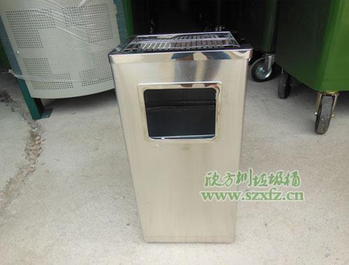 商场室内不锈钢垃圾桶价格大概多少一个?