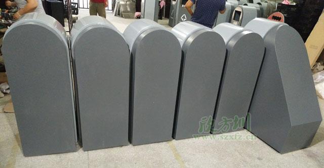 新kuan六分类玻金su纸垃圾分类shou集容qi