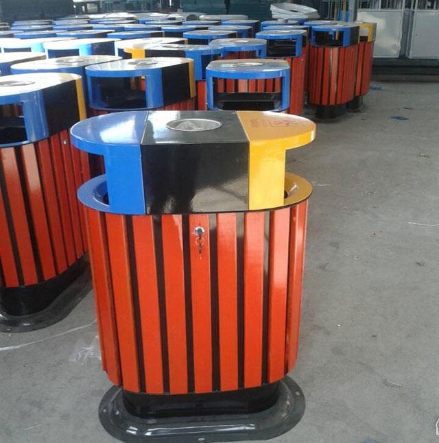 环保钢木fen类垃圾桶工厂批量wwwBet365tu