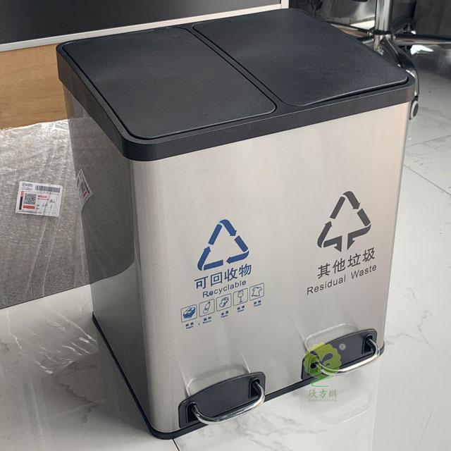 深圳垃圾分leijia庭buxiugangshi内分lei垃圾tong款式推荐