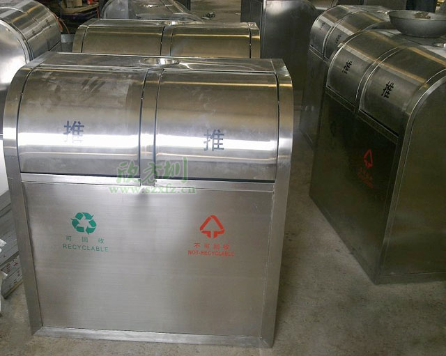 wwwBet365圳不锈钢环保分类垃圾tong工厂wwwBet365图