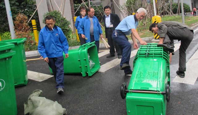 塑料环保垃圾桶生产厂家