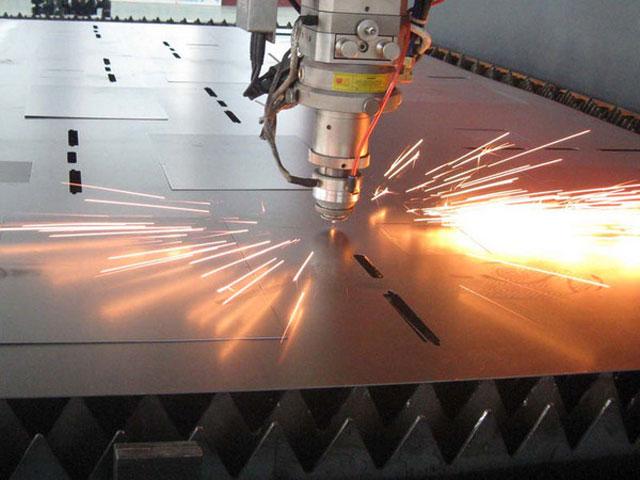 钣金垃圾桶批量精准生产激光加工技术不可少