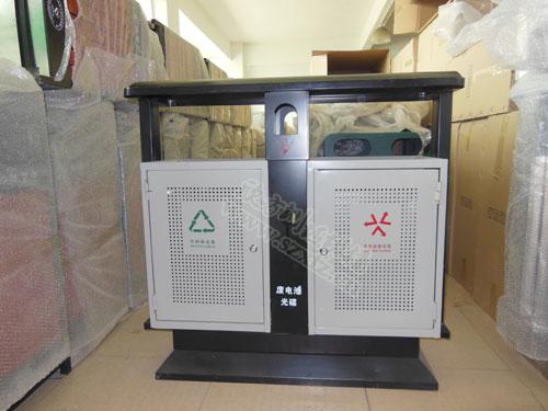 天津景区分类钢制垃圾桶让环境更好