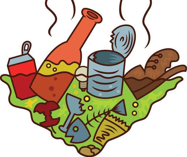 垃圾是从哪里来的怎么处理你知道吗?