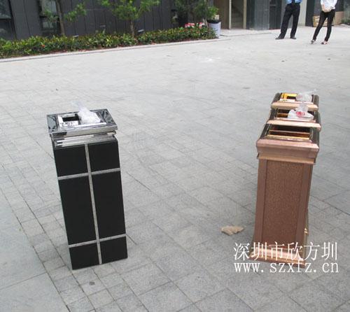 钛金垃圾桶是不少星级酒店
