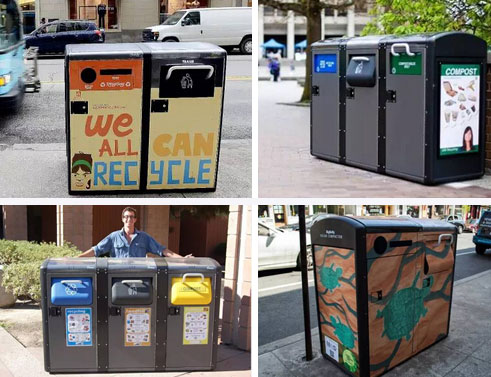 智能垃圾桶市场空间怎样图片