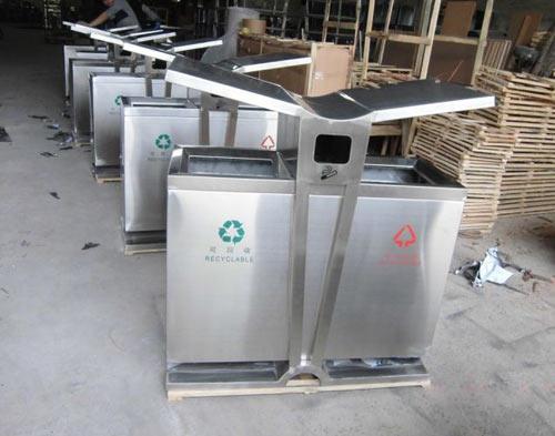 云浮企业不锈钢垃圾桶客户更喜欢你